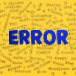 6 Common Wordpress Errors & How to Fix (Easiest Ways) 59