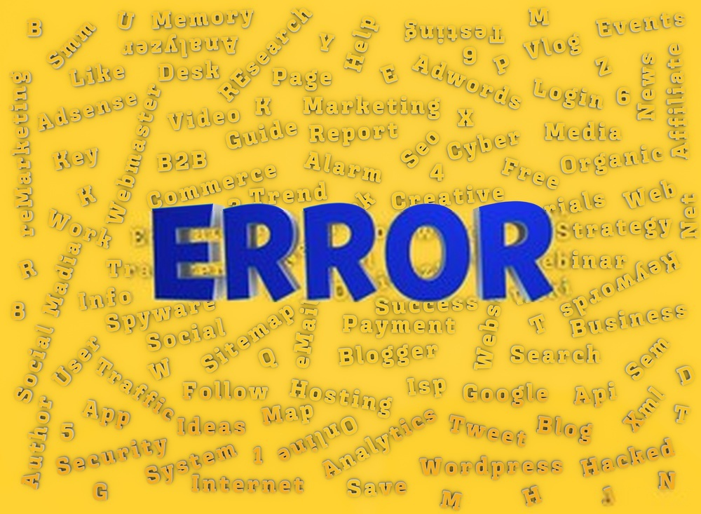 6 Common Wordpress Errors & How to Fix (Easiest Ways) 2